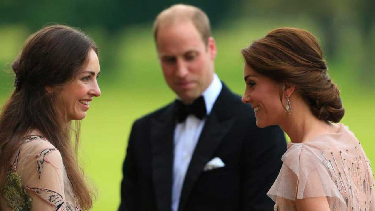 Is Rose Hanbury the mistress of Prince William?